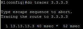 trace ke 3